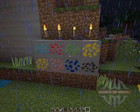 CraftoPack hand drawn texturepack [128x][1.8.8] для Minecraft