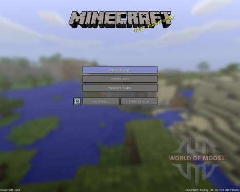 ReZuuksPack [16x][1.8.8] для Minecraft