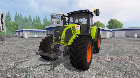 CLAAS Axion 850 v5.0 для Farming Simulator 2015