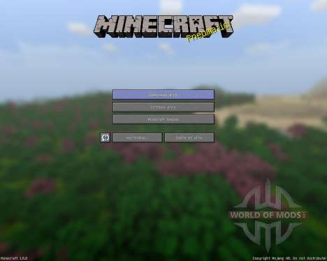 A Brush More Colour [32x][1.8.8] для Minecraft
