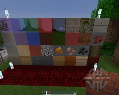 PyxelPack Resource Pack [512x][1.8.8] для Minecraft