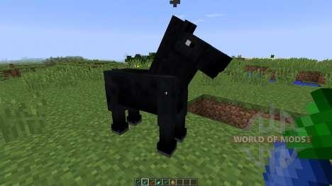 Horse Upgrades [1.8] для Minecraft