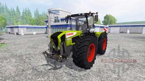 CLAAS Xerion 3300 TracVC [washable] v4.2 для Farming Simulator 2015