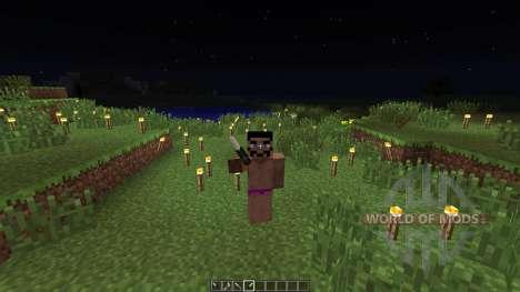 Call of Duty Knives [1.5.2] для Minecraft