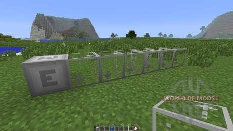 Elevator [1.6.4] для Minecraft