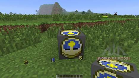 Time Keeper [1.6.4] для Minecraft