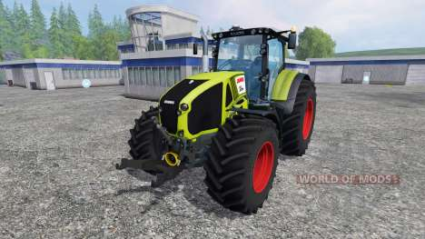 CLAAS Axion 950 v1.1 для Farming Simulator 2015