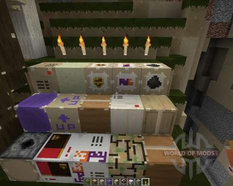 Box-ture Pack [16x][1.8.1] для Minecraft