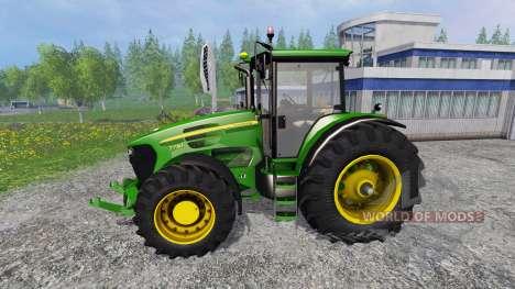 John Deere 7730 v2.5 [Fixed] для Farming Simulator 2015