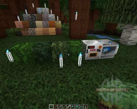 NephCOLaboratories: Biological [32x][1.8.8] для Minecraft