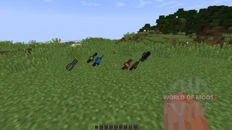 Block Launcher [1.8] для Minecraft
