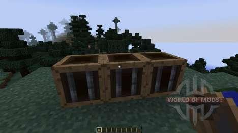 Manger [1.7.10] для Minecraft