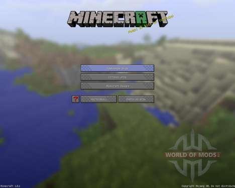 REDUX v0.3 [16x][1.8.1] для Minecraft