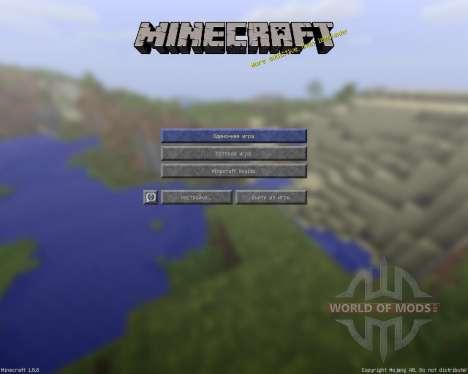 DeltaCraft Texture Packs [64x][1.8.8] для Minecraft