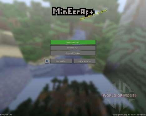 SimpliX [16x][1.8.8] для Minecraft