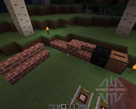 AgirCraft [64x][1.8.8] для Minecraft