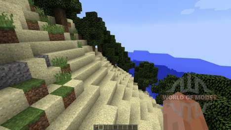 Tropica Hills [1.8][1.8.8] для Minecraft