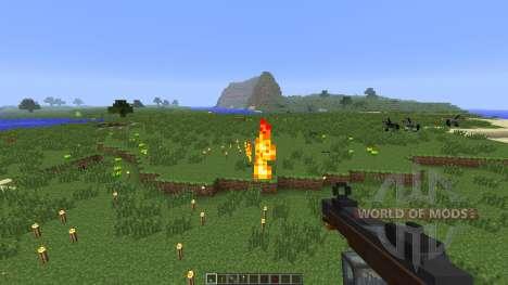 Torched [1.6.4][1.6.2] для Minecraft