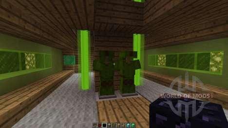 Colour Changing Room [1.8][1.8.8] для Minecraft