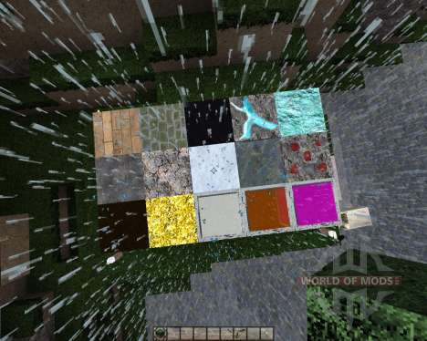 BackyardCraft [64x][1.8.8] для Minecraft