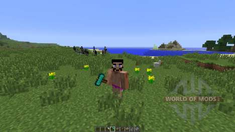 Ex Nihilo [1.6.4] для Minecraft