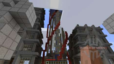 House Designs On An Island [1.8][1.8.8] для Minecraft