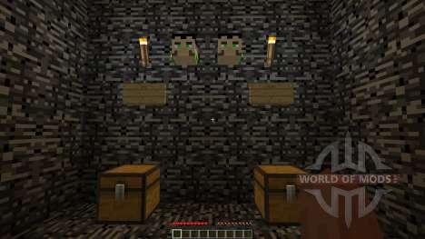 Find The Button [1.8][1.8.8] для Minecraft