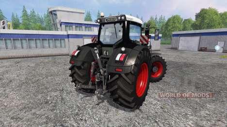 Fendt 936 Vario v3.5 для Farming Simulator 2015