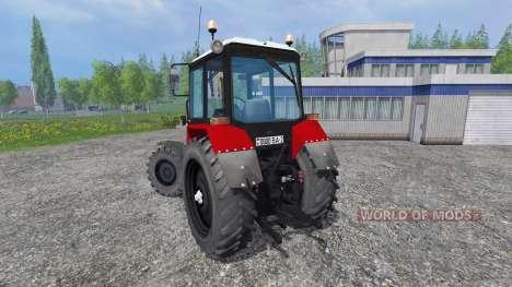МТЗ-892 v1.1 для Farming Simulator 2015