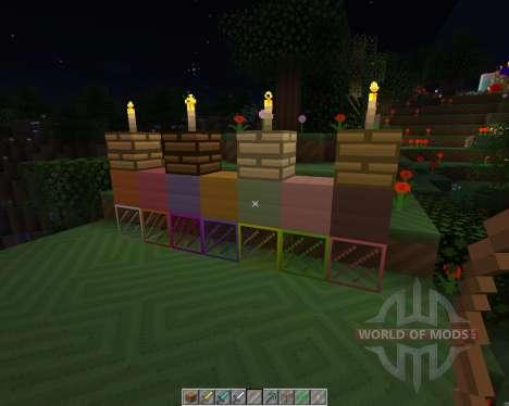 SpinPack [16x][1.8.1] для Minecraft