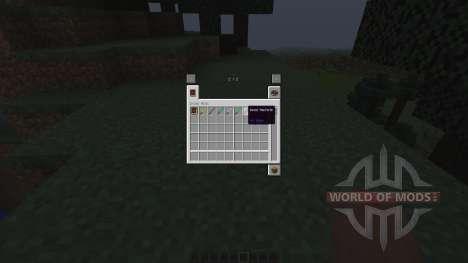 Machetes [1.8] для Minecraft