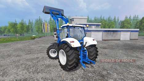 New Holland T6.160 для Farming Simulator 2015