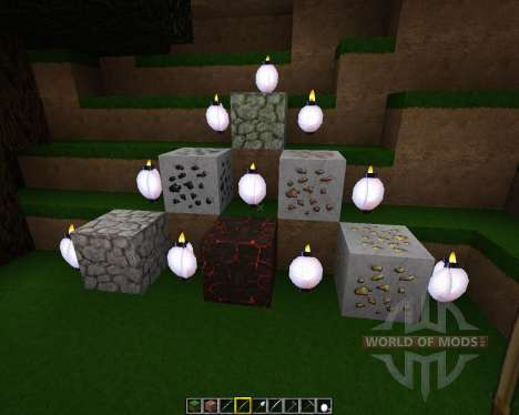 ArchCraftery Traditional Resource Pack [128x][1. для Minecraft