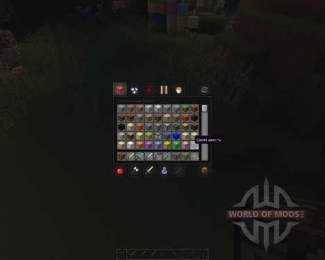 Adventurer Pack [16x][1.8.1] для Minecraft