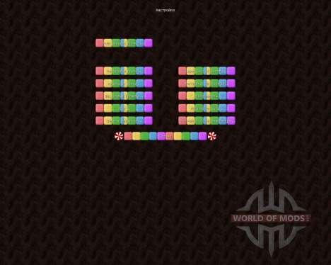 Sugarpack [32x][1.8.8] для Minecraft