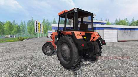ЮМЗ-8240 для Farming Simulator 2015