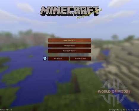 Hyperion HD TexturePack [128x][1.8.1] для Minecraft