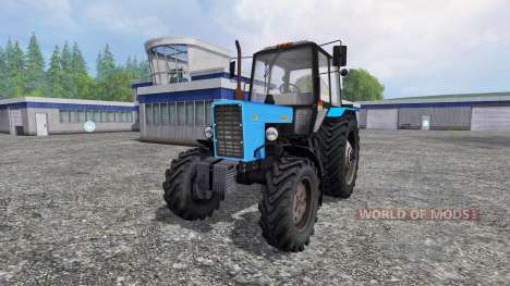 МТЗ-82.1 Беларус v2.0 для Farming Simulator 2015