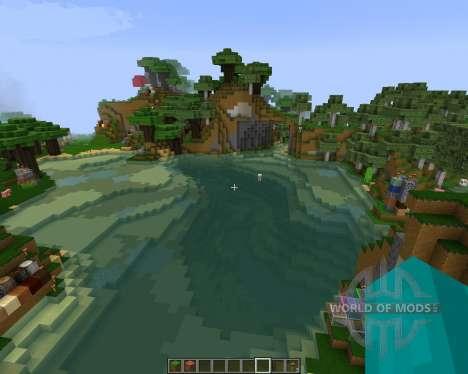 Minecraft 2nd Generation Pack [32x][1.8.8] для Minecraft