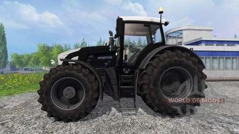 Fendt 924 Vario - 939 Vario [black] для Farming Simulator 2015