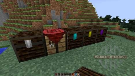 TerraArts [1.7.10] для Minecraft