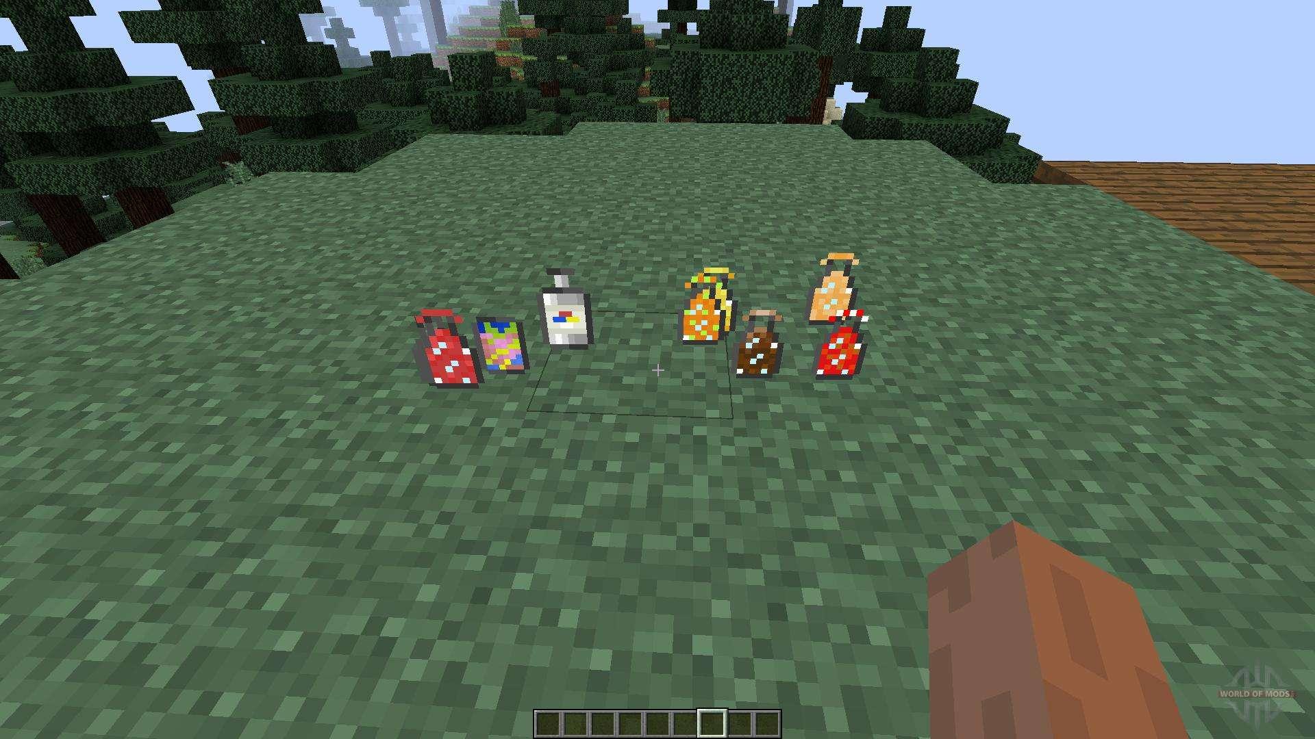 Minecraft 1.7.2 Mods | File-minecraft.com 1.7.2 Mod List