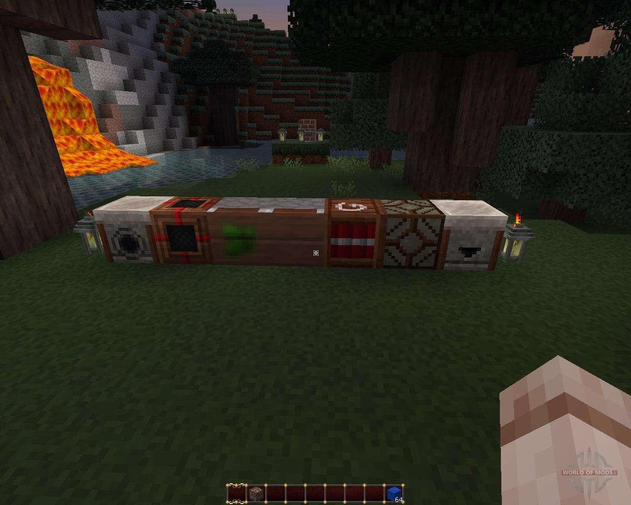 Minecraft: Comment crafter un bloc