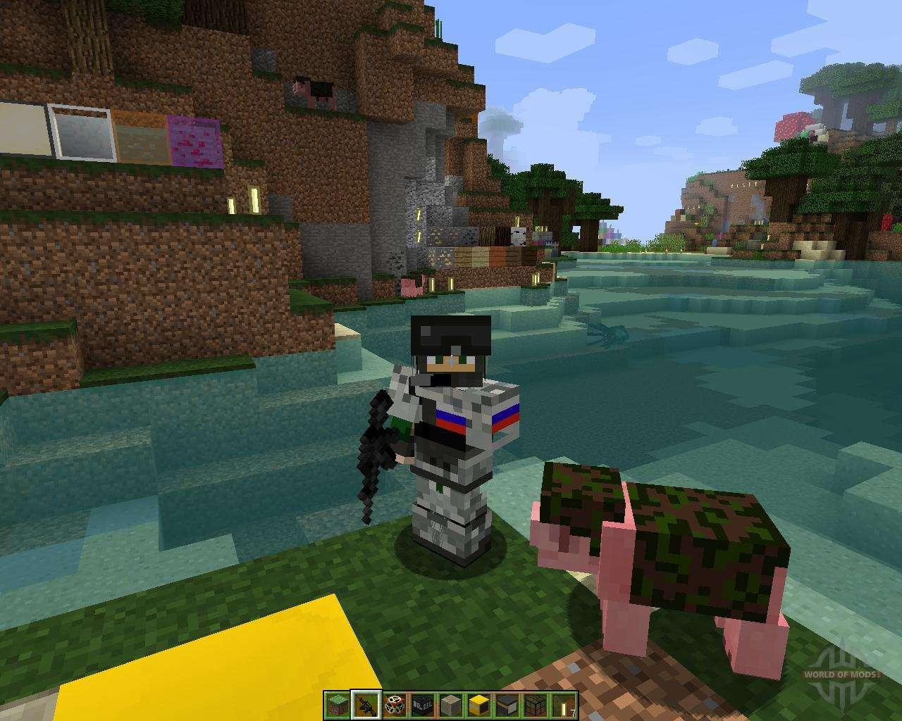скачать текстур пак для minecraft 1.8.8 #10