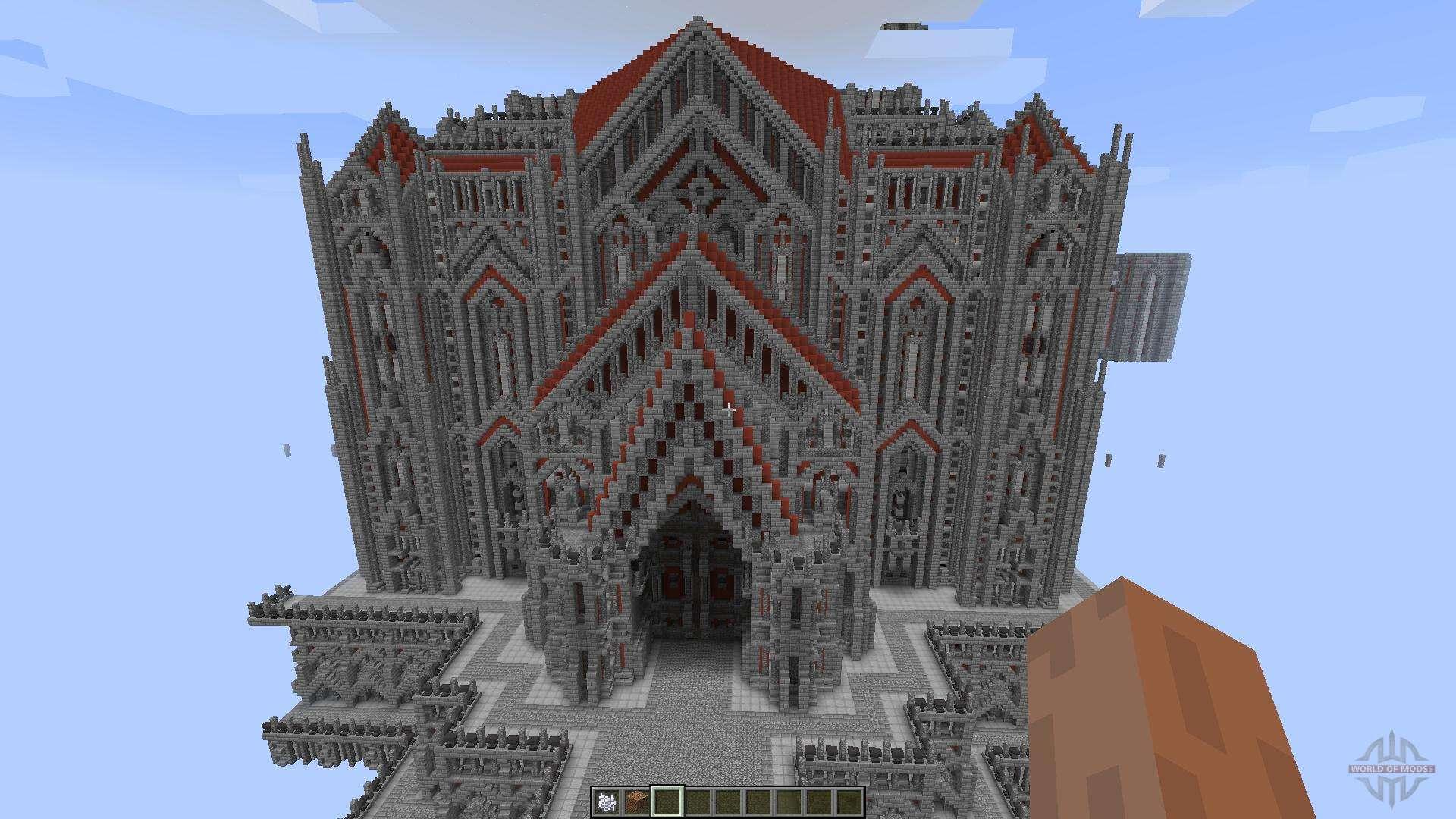 Minecraft (Майнкрафт). Прохождение игры (Сайт GamesisArt.ru)