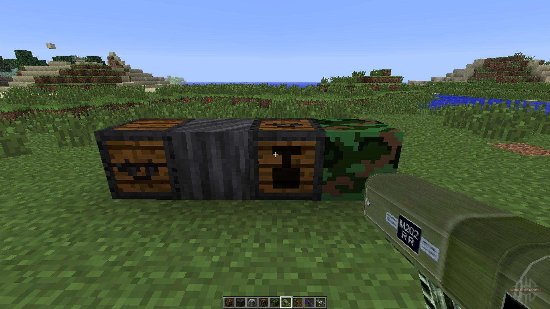 Скачать Rival Rebels для Minecraft 1.6.4 - RU-M.ORG