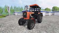 ЮМЗ-8240 для Farming Simulator 2015