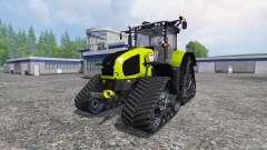 CLAAS Axion 950 Quadtrac для Farming Simulator 2015
