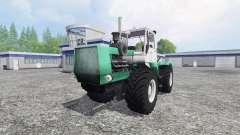 Т-150К зелёный