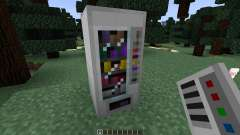 Vending Machines Revamped [1.7.10]
